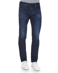 Ag Jeans Matchbox 2 Years Dark Tide Denim Jeans Men's Black