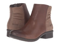 Bogs Carly Low Hazelnut Women's Waterproof Boots Brown