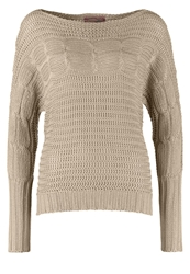 Sublevel Jumper Cream Beige