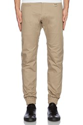 Stampd Essential Chino Pant Tan