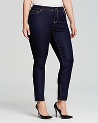 Michael Michael Kors Plus Twilight Skinny Jeans Twilight Wash