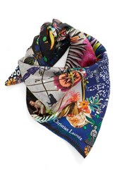 Christian Lacroix Women's 'Dragangel' Square Silk Scarf
