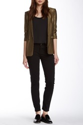 Rich And Skinny Cropped Skinny Jean Black