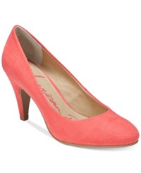 American Rag Felix Pumps Only At Macy's Women's Shoes Coral