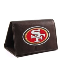 Rico Industries San Francisco 49Ers Trifold Wallet Black