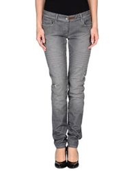 Coast Weber And Ahaus Denim Pants Grey