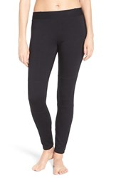 Midnight By Carole Hochman Women's Terry Leggings