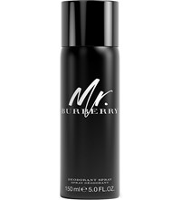 Mr. Burberry Deodorant Spray 150Ml