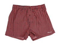 Kenneth Cole Reaction Woven Boxer Scarlet Box Men's Underwear Red