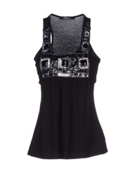 Phard Tank Tops Black