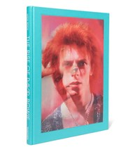 Taschen The Rise Of David Bowie Hardcover Book Blue