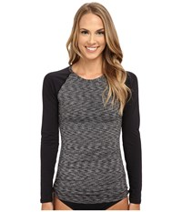 Tyr Sonoma Long Sleeve Swim Shirt Black Women's Swimwear