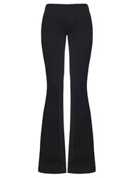 Stella Mccartney High Rise Flared Jeans