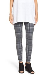 Lysse Women's 'Arbor' Leggings Plaid Flannel