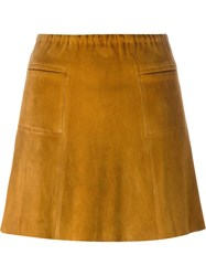 Stouls 'Lolita' Skirt Brown