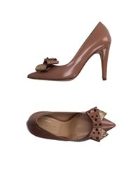 Annarita N. Footwear Courts Women Light Brown