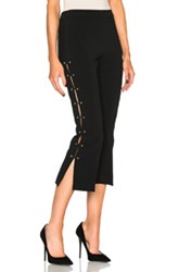 Jonathan Simkhai Stud Pants In Black