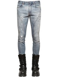 Faith Connexion 16Cm Skinny Distressed Stretch Jeans