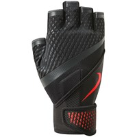 Nike Destroy Fitness Gloves Black Red