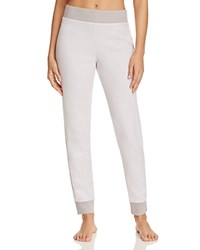 Yummie Tummie By Heather Thomson Thermal Pants White Opal Gray