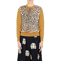Dries Van Noten Women's Madeleine Sweater Yellow