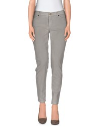 Superfine Trousers Casual Trousers Women Grey