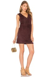 Mlv Poppy Dress Chocolate