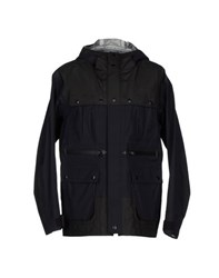 White Mountaineering Coats And Jackets Jackets Men Dark Blue