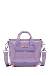 Hunter Original Patent Mini Tote Purple