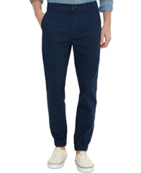Levi's Men's Chino Jogger Pants Dress Blues