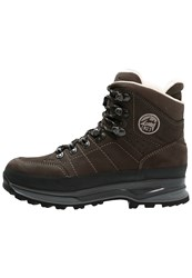 Lowa Lady Sport Walking Boots Schiefer Dark Brown