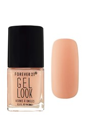 Forever 21 Ivory Gel Look Nail Polish