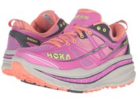 Hoka One One Stinson 3 Atr Fuchsia Fusion Coral Women's Running Shoes Pink
