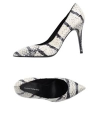 Luca Valentini Pumps White