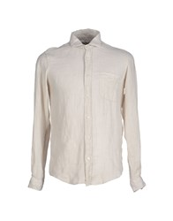 Roy Rogers Roy Roger's Shirts Shirts Men Beige