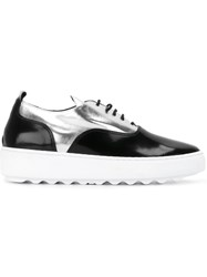 Philippe Model 'Arman Bombay' Lace Up Shoes Black