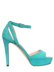 Jimmy Choo 110Mm Kayden Suede Sandals