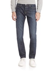Frame L'homme Straight Leg Jeans Bend