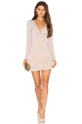 Motel Lynette Dress Blush