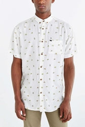 Globe The Crescent Button Down Shirt Nude