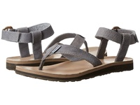 Teva Original Sandal Leather Diamond Tradewinds Women's Sandals White