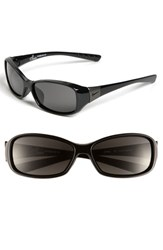Nike Women's 'Siren' 58Mm Sunglasses Black