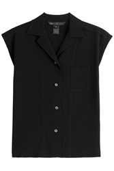 Marc By Marc Jacobs Tailored Blouse Black