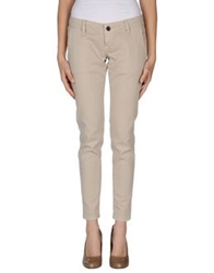 Takeshy Kurosawa Denim Pants Beige