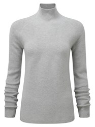 Henri Lloyd Ada High Neck Knit Grey