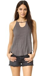 Lna Cut Out Bib Tank Carbon