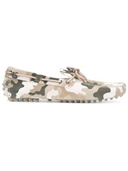 Car Shoe Camouflage Driving Shoes Multicolour