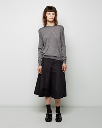 Marni Tailored Culotte Carbon
