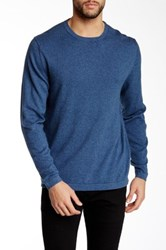 Weatherproof Crew Neck Sweater Blue