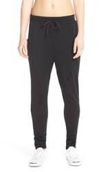 Women's Pink Lotus 'Process' Harem Sweatpants